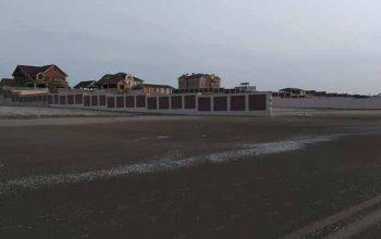 Bakı çimərliyində villa hasarları söküldü – Fotolar