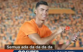 Ronaldo çəkildiyi reklama görə lağa qoyuldu – Video