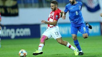 Xorvatiyanın futbolçusu: Azərbaycanlı futbolçu bizə Messi kimi qol vurdu