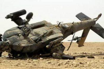 Bakıda helikopter qəzaya uğradı: Pilot ağır xəsarət alıb