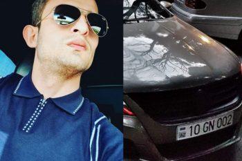 """Bakıda """"Volkswagen Passat"""" Gülgünü belə vurub öldürdü – HADİSƏ ANI – VİDEO"""