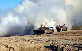 Azərbaycan Ordusu genişmiqyaslı təlimlərə başlayır