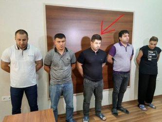 Bakıda borclunu oğurlayıb işgəncə verən kriminal dəstənin üzvü Yerevanda me ...