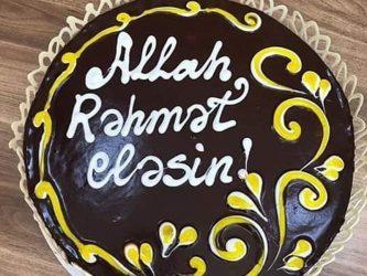 Ölü yerində də tort? – Yas mərasimində YENİLİK – Din xadimi QINADI