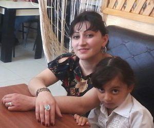 Qusarda 32 yaşlı qadın azyaşlı qızı ilə birlikdə itkin düşüb – FOTO