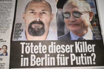 Almaniya qəzeti Putinə işləməsi ehtimal olunan killerdən yazıb