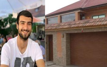 Mahirin qarət olunan evi – Video
