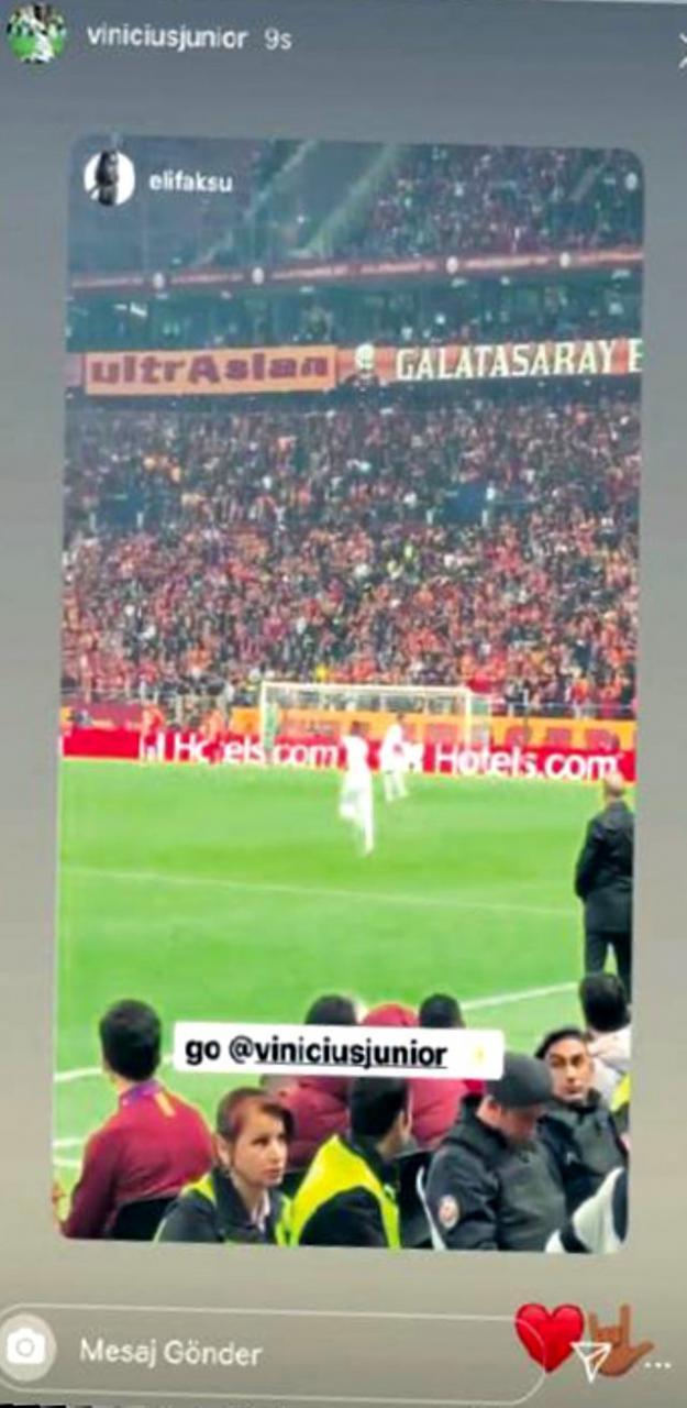 """Türk gözəl """"Real""""ın ulduzu ilə sevgili oldu – FOTOLAR"""