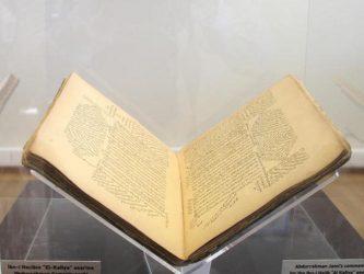 Azərbaycanda zibilin içindən nadir kitab tapıldı