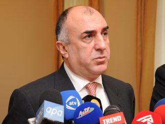"""Məmmədyarov: """"Ermənistan rəhbərliyinin əsassız bəyanatları bölgədə gərginli ..."""
