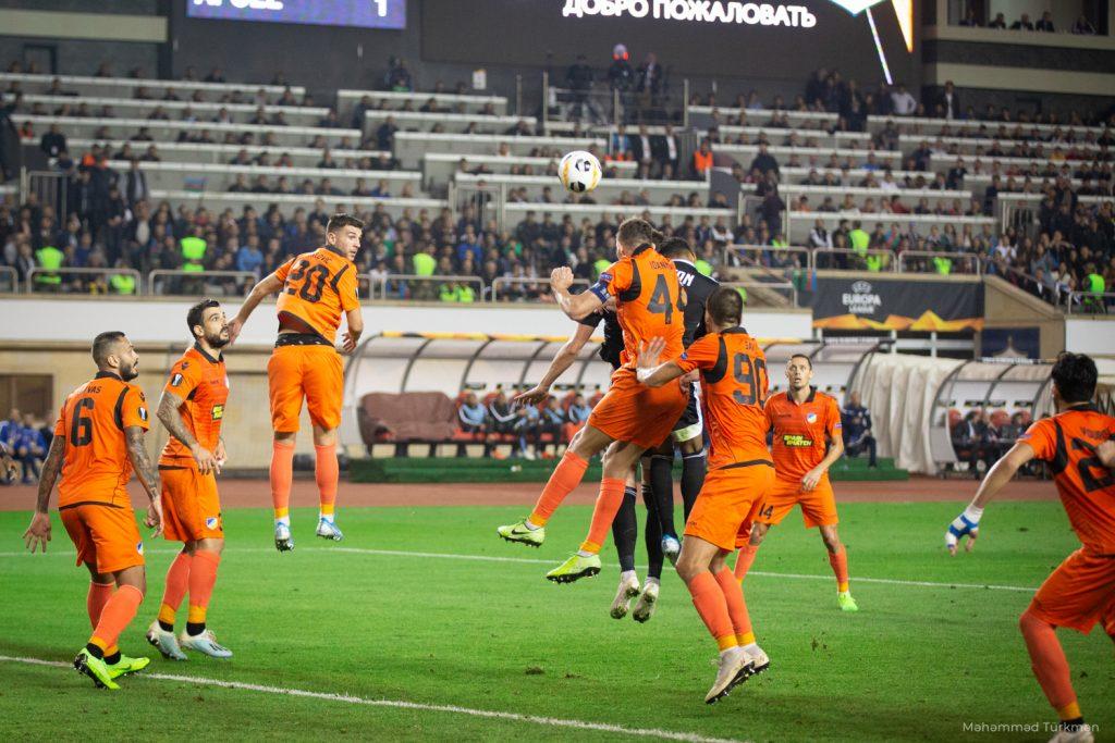 """APOEL – """"Qarabağ"""" matçı ona tapşırıldı"""