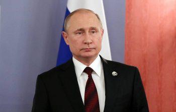 """Vladimir Putin: """"Azərbaycanla münasibətlər uğurla inkişaf edir"""""""