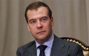 Medvedev Əli Əsədovu təbrik etdi
