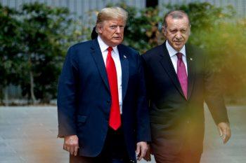 """Ərdoğan: """"Tramp qondarma """"erməni soyqırımı""""nı savaş adlandırmağı təklif etdi"""""""