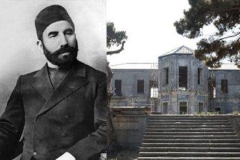 Hacı Zeynalabdin Tağıyevin Mərdəkandakı evi təmir olunur – VİDEO