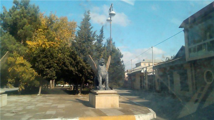 """Abutalıbovun """"qanadlı pələnglər""""i… və qaragün Qaraçuxur – reportaj"""