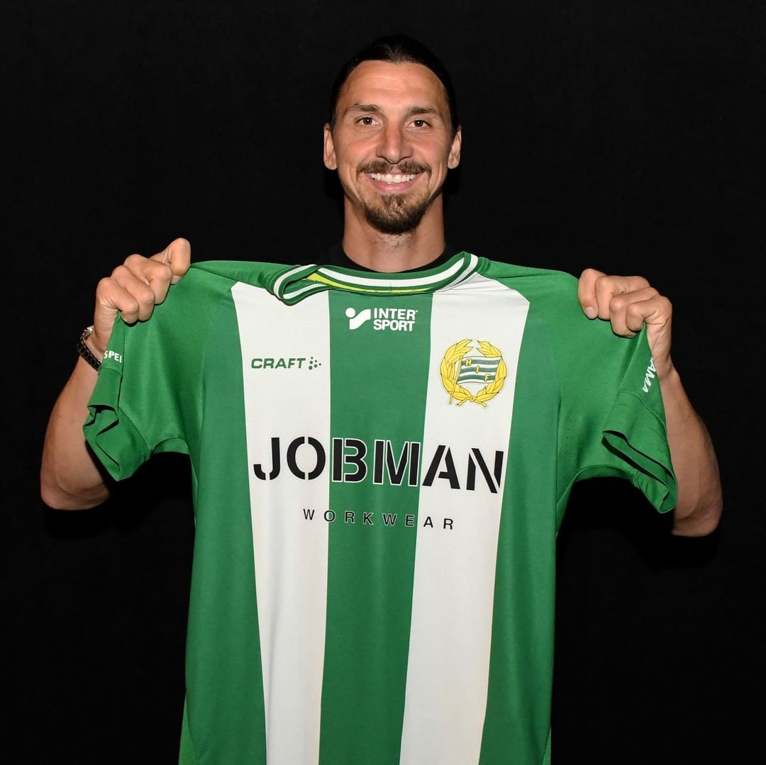 Ibrahimovic has taken up a stake in Stockholm side Hammarby to the fury of fans of Malmo