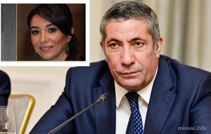 Siyavuş Novruzovun xanımı yeni Ombudsman seçildi