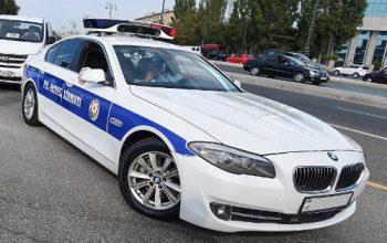 Yol polisindən dəhşətli yanğınla bağlı sürücülərə MÜRACİƏT