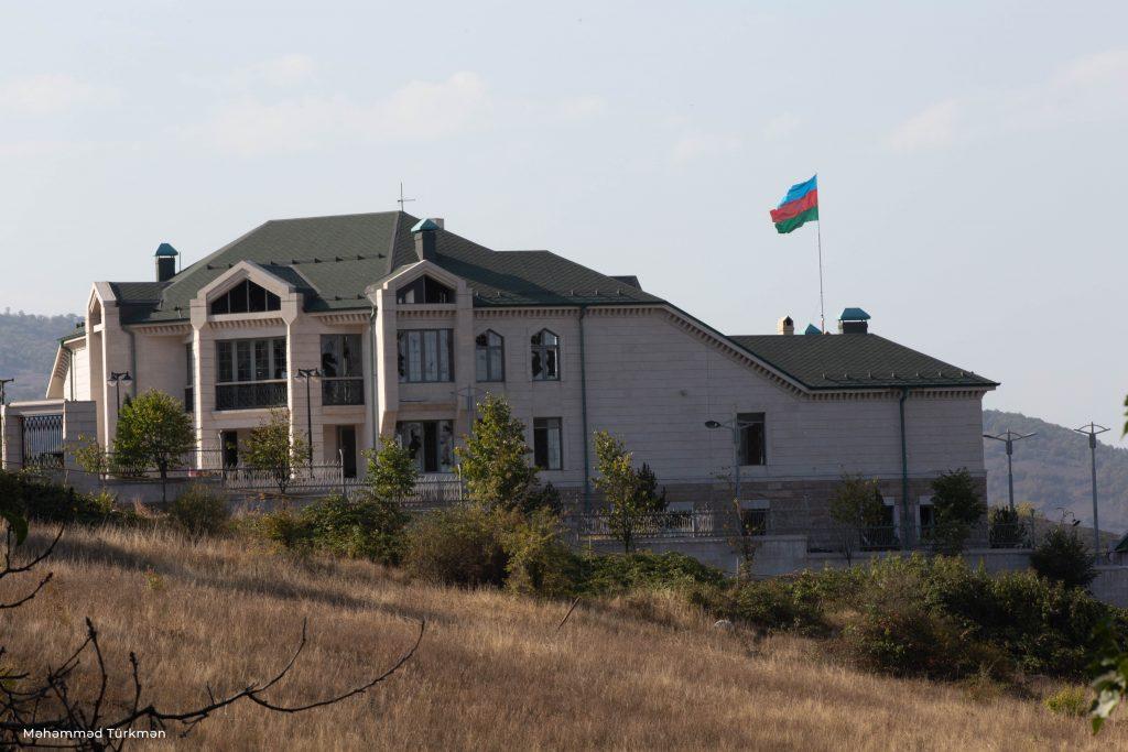 Henrix Mxitaryanın Şuşadakı evi